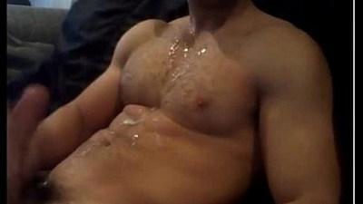 bodybuilder  cumshots  gay sex