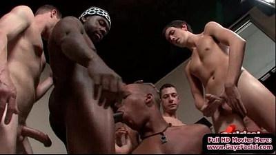 ass  bareback  black gay