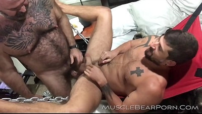 bareback  daddy and son  gay sex