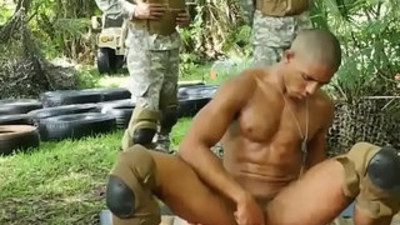 army  boys  first time