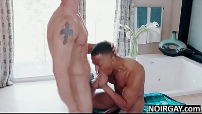 bbc   black and white   black gay