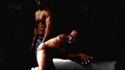 gay sex  spanking