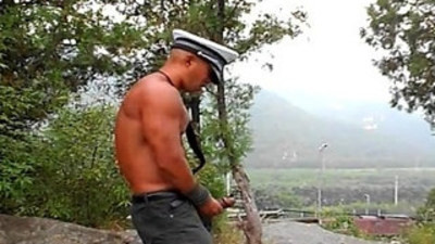bodybuilder   chinese gay
