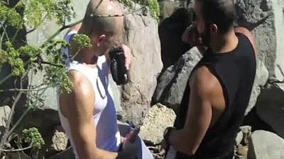 amateur gays  ass  blowjob