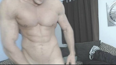 bodybuilder   gay sex   naked man