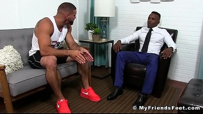 black gay   fetishe   foot fetish