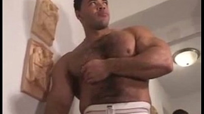 bodybuilder  cocks  jerking off